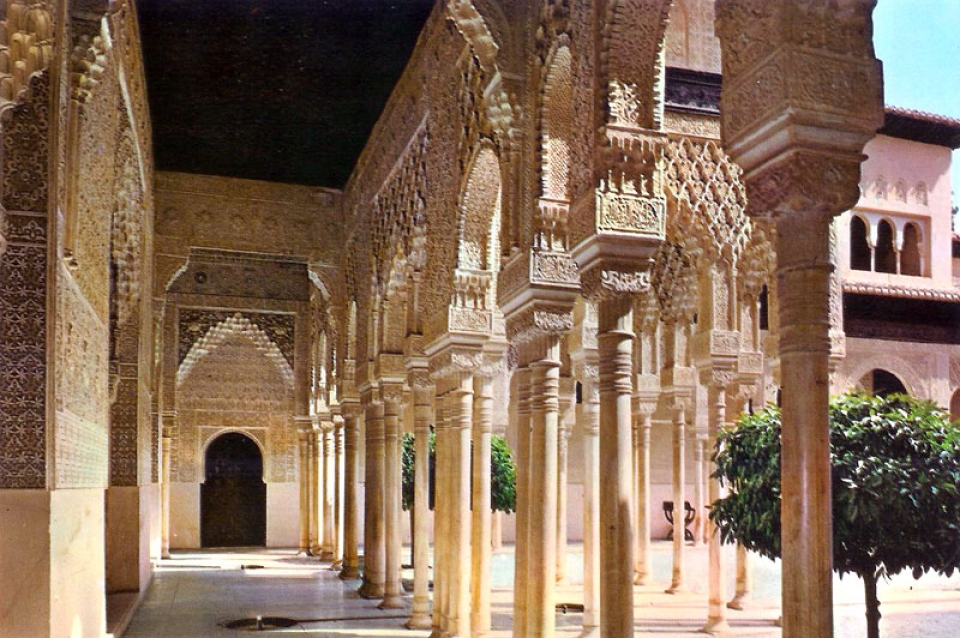 history of architecture in spain essay