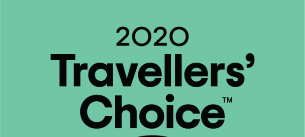 """As a result of our guests' reviews, Tripadvisor has awarded us with the """" Best of the best TRAVELER CHOICE 2020 """""""